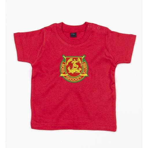T-Shirt Klubbmärke Baby