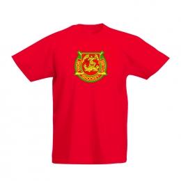 T-Shirt Klubbmärke Barn