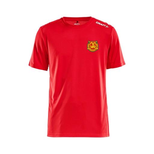 Craft T-Shirt Funktion Röd Herr