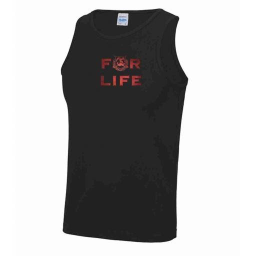 FOR LIFE Athletic Vest Herr