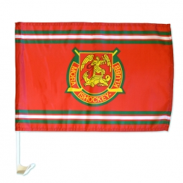 Bilflagga