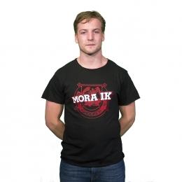 T-Shirt Svart Mora IK