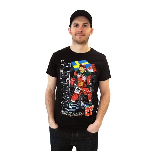 T-Shirt Bailey SIGNERAD