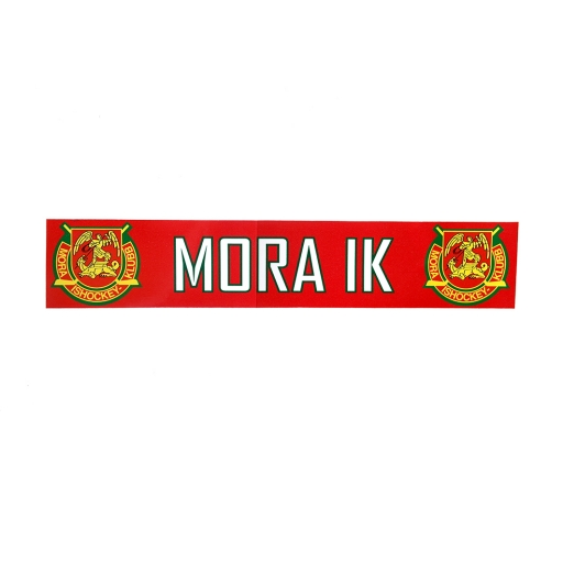 Klistermärke Mora IK